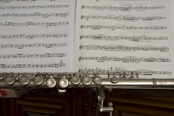 flute score