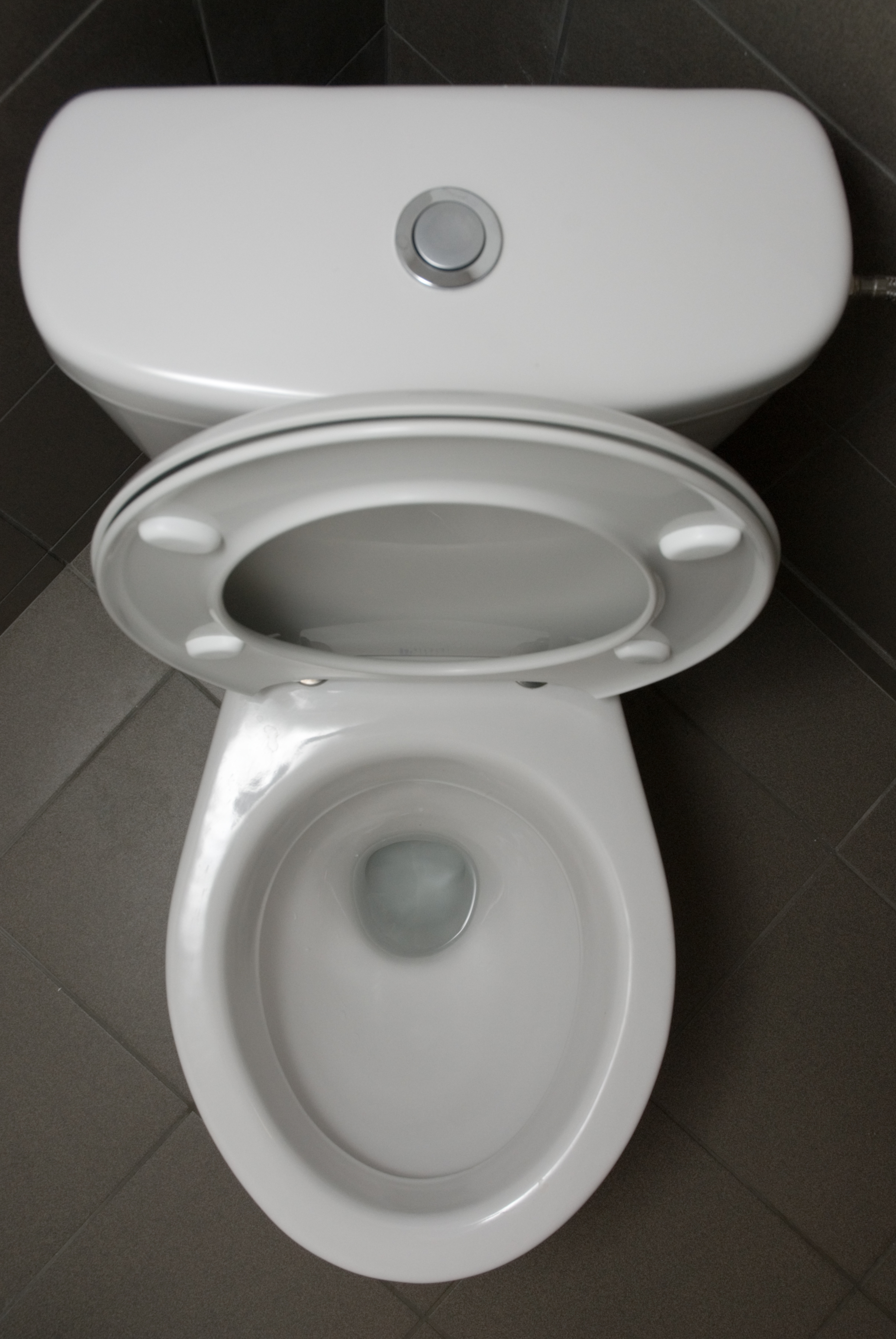 How I Handle The Toilet Seat Being Left Up And Other