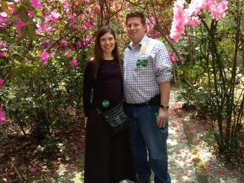 Magnolia Plantation - April 2013